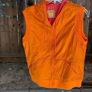 Adorable hooded vest